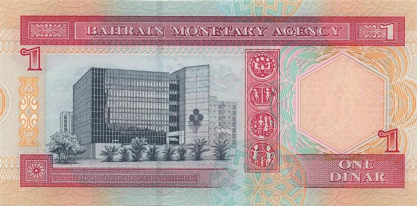 Bahrain Monetary Agency Currency Exchange