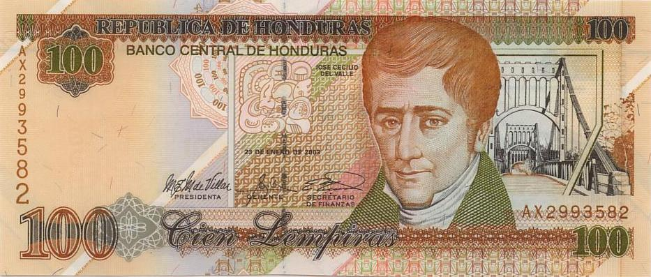 how to send money to honduras